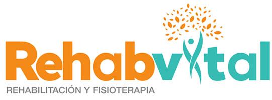 Logo Rehabvital